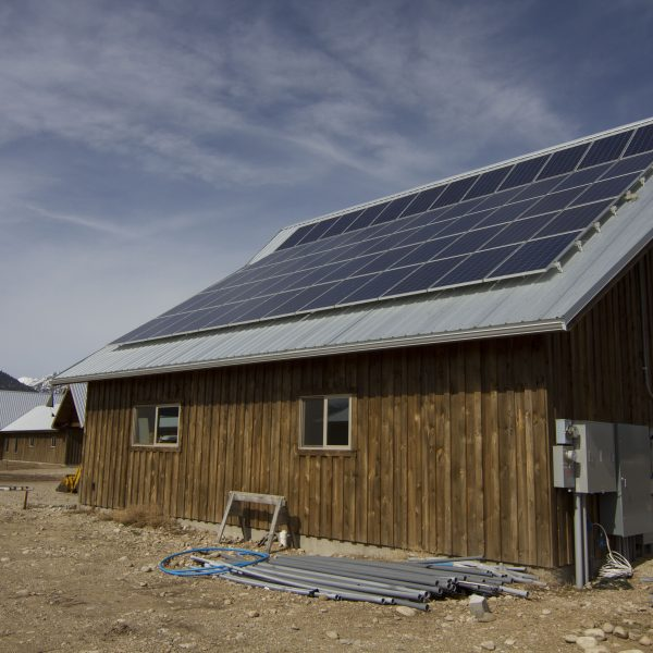 Bitterroot Valley Photovoltaic Solar Electric system