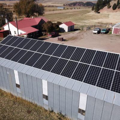 St Pauls Lutheran Church Solar Installation Missoula Montana