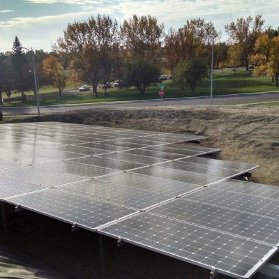 Commercial Solar Photovoltaic Panels