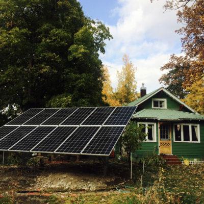 Solar Energy Missoula