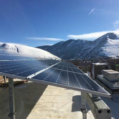 Stockman Bank Solar Install Missoula Montana