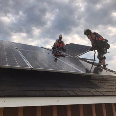 Solar Installation Montana