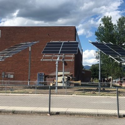 Solar Installations at Missoula County Public Schools