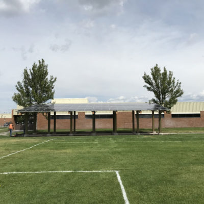 Big Sky High School Solar Energy