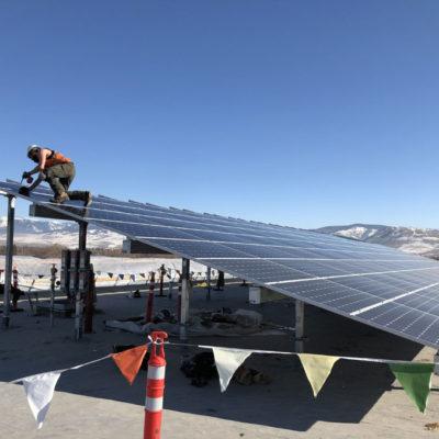 Stockman Bank Solar Electric System