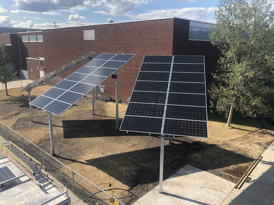 Sentinel High School Solar Electric
