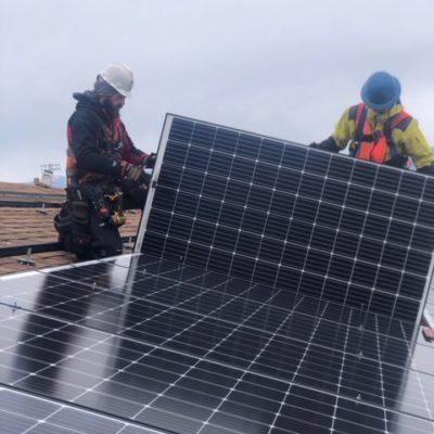 Bitterroot Aquatics Solar Electric
