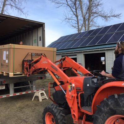 solar modules montana