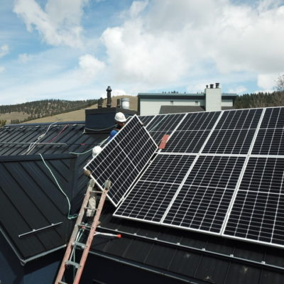 SBS Solar Electric Systems Montana