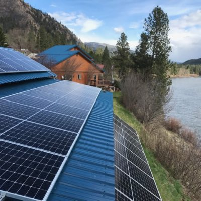 Solar Electric Panels Montana