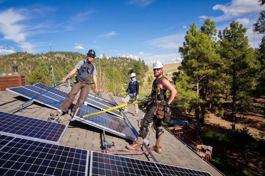 Solar Electric Helena Montana