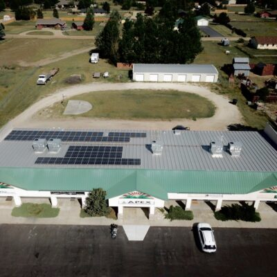 REAP Solar Grant